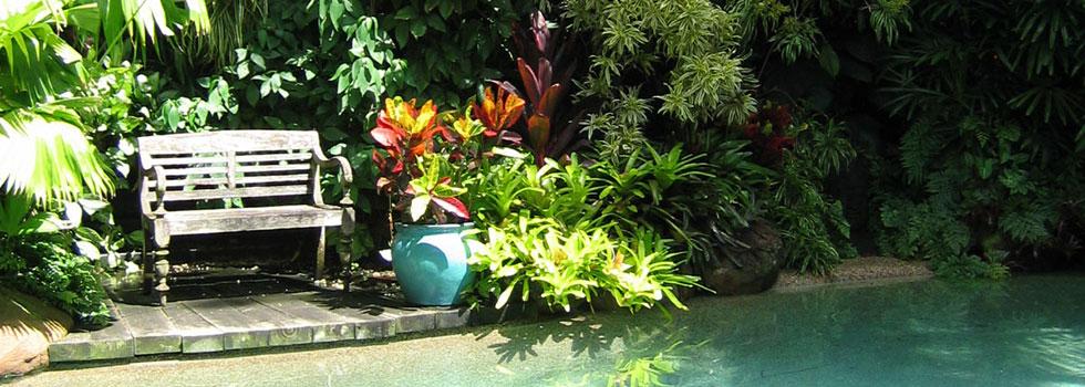 Kwikfynd Bali style landscaping 11