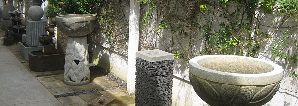 Bali style landscaping 2