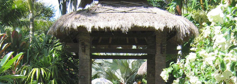 Bali style landscaping 9