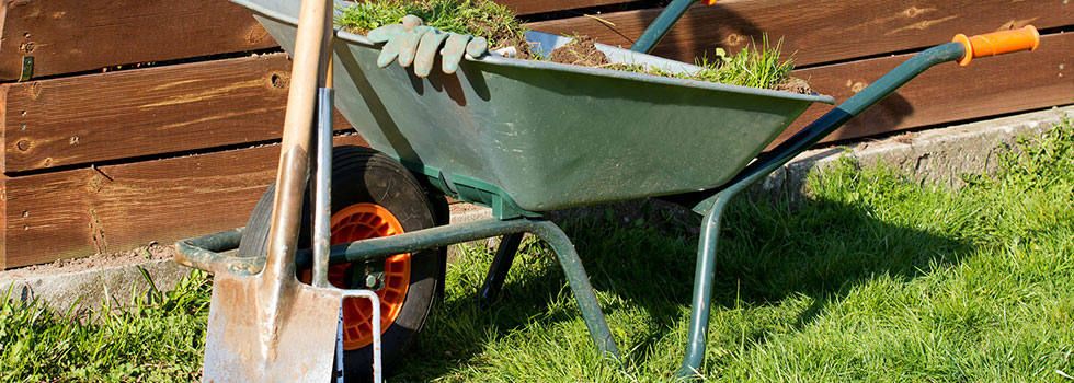 Garden Accessories, Machinery and Tools