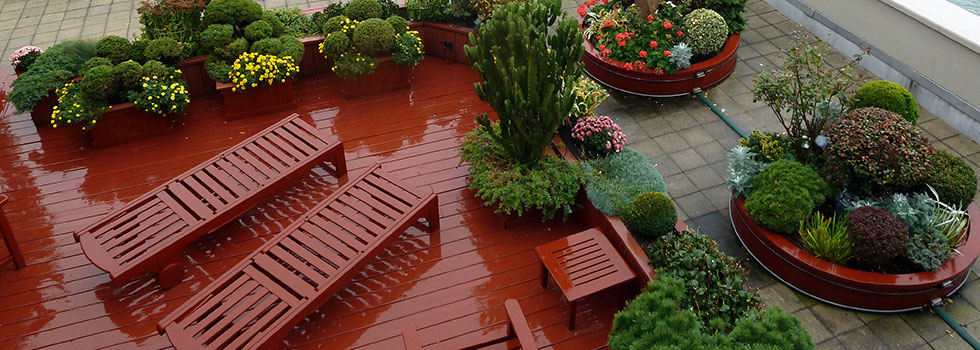 Hard landscaping surfaces 40