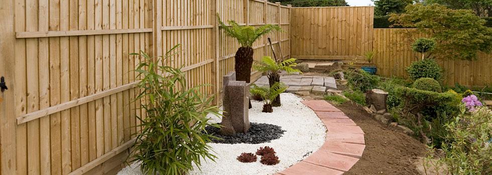 Oriental japanese and zen gardens 1