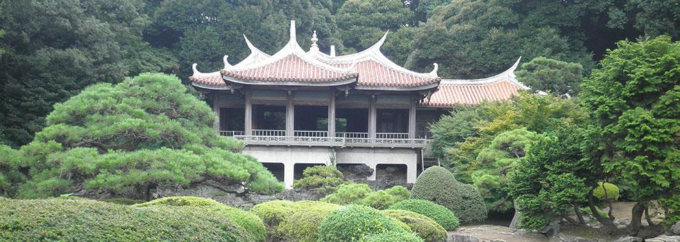 Oriental japanese and zen gardens 2