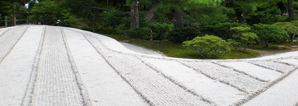 Oriental japanese and zen gardens 5