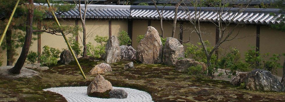 Oriental japanese and zen gardens 6
