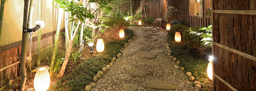 Outdoor lighting 10